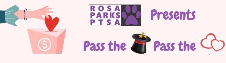 Pass the Hat, Pass the Love Fundraising Campaign